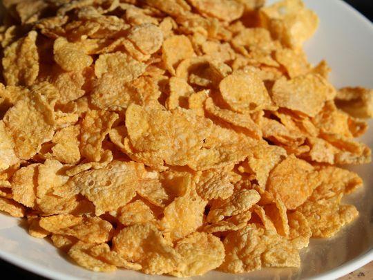 corn flakes, generic