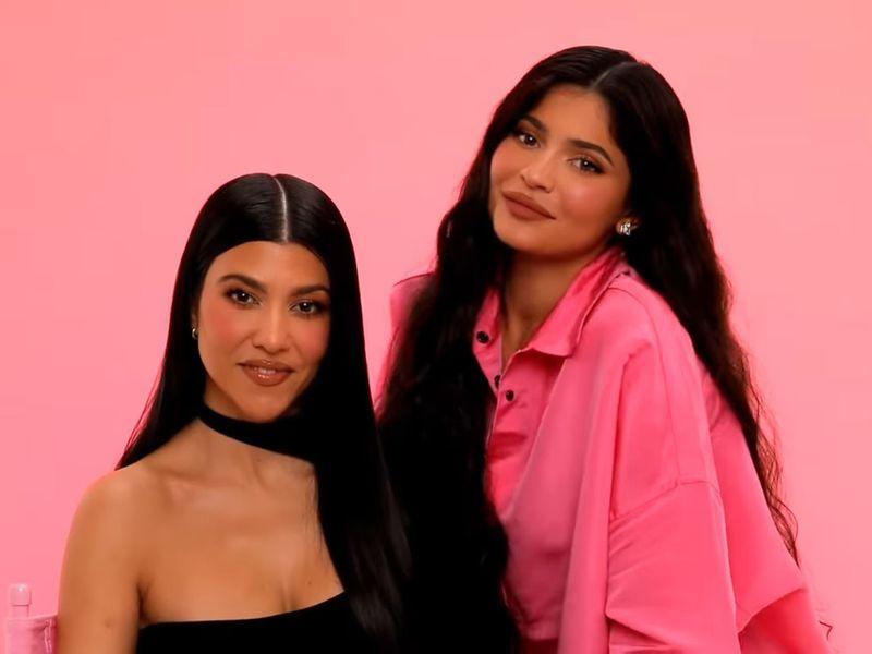 Kourtney Kardashian gives parenting advice to sister Kylie Jenner