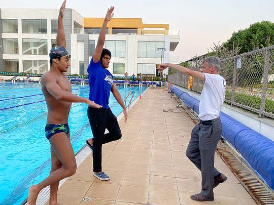 Swimming-India