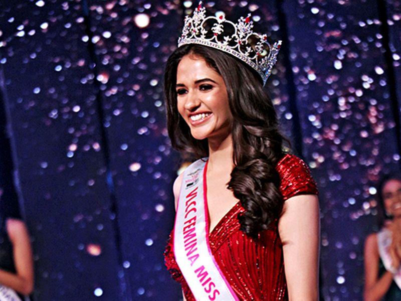 Miss India 2020 winners