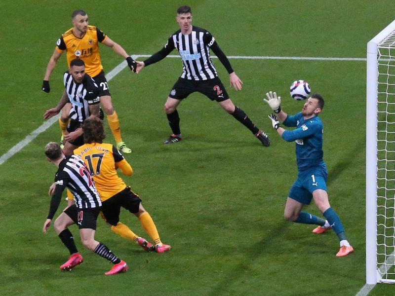 Newcastle v Wolves.