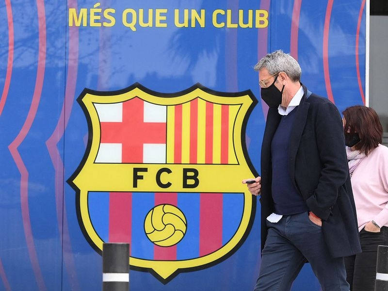 Barca FC raid.