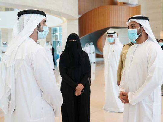 Dubai Volunteers