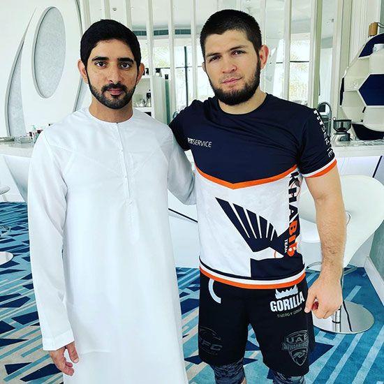 Sheikh Hamdan bin Mohammed bin Rashid Al Maktoum, the Crown Prince of Dubai, love to visit there. He was also photographed with UFC champion Khabib Nurmagomedov at the Nad Al Sheba Sports Complex.