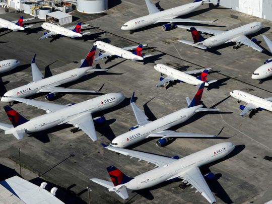 Stock - (Delta) Airlines