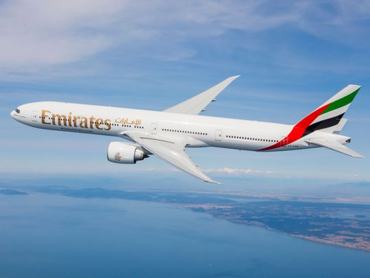Stock - Emirates airline