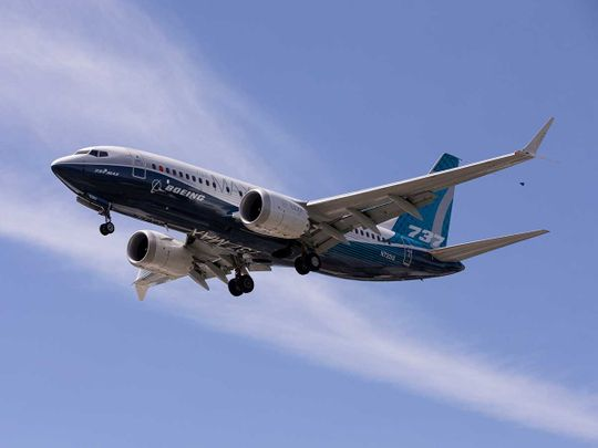 20200302 Boeing 737 MAX