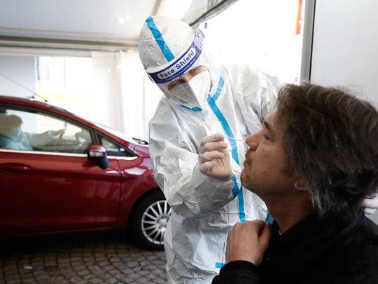 Germany vaccine COVID