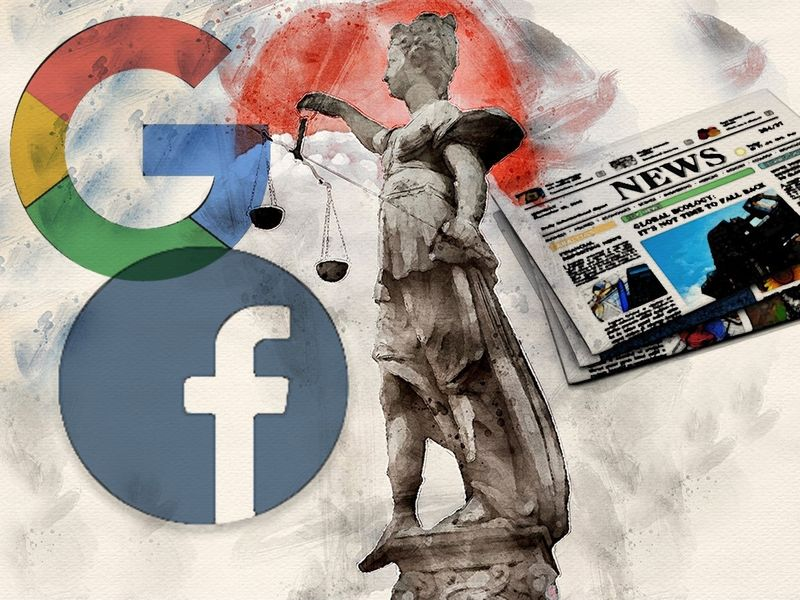 Google, Facebook must pay for news: Here's why