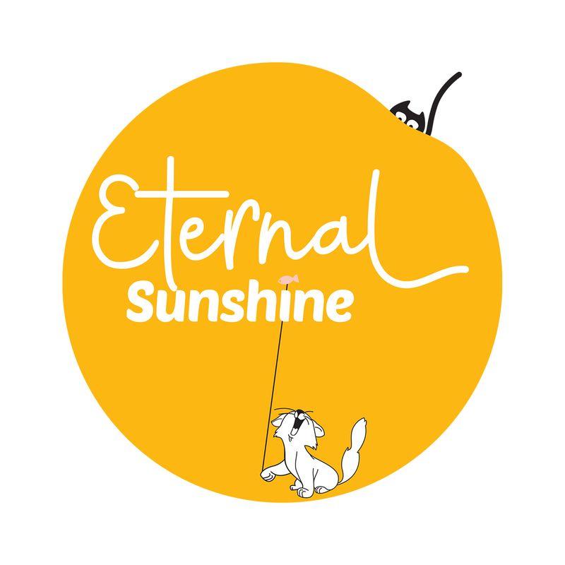 Logo for Alia Bhatt's production company Eternal Sunshine