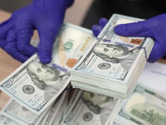 Stock US dollars