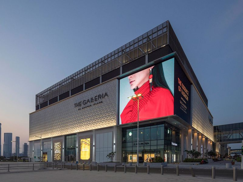 The-Galleria Al Maryah Island
