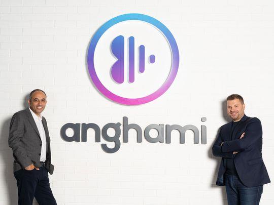 Anghami Founders Eddy Maroun and Elie Habib