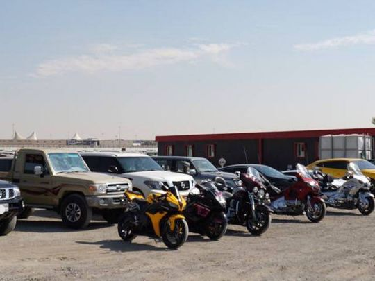 NAT Police seize 20 vehicles-1614777735718