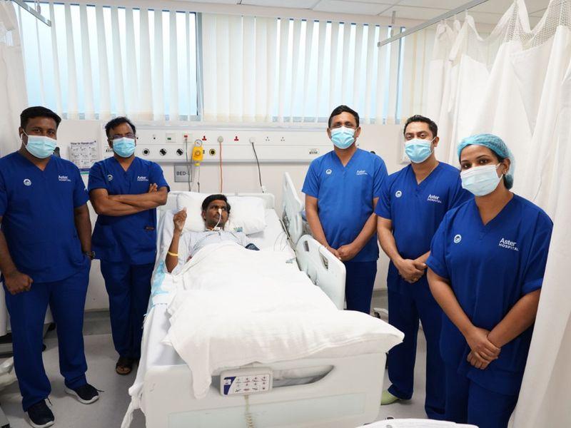Patient with Dr Vikas Bhagat 1-1614758458524