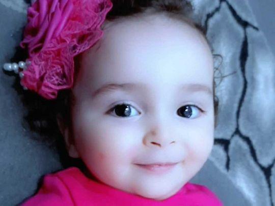 Baby Laveen Jabbar Al Kutyashi