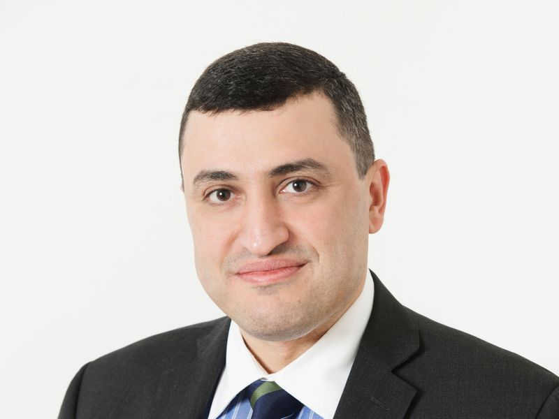 Emad Muhanna, Vice-President for Government Sector (MEIA), SITA