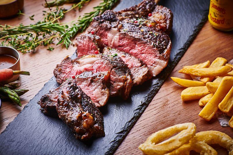 Foxglove steaknight