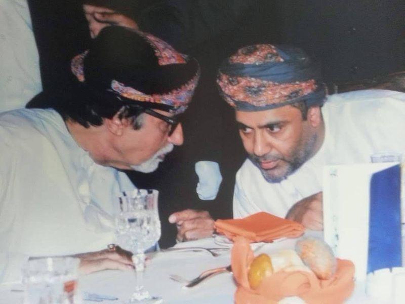 Omani director Dr Khalid Al Zadjali