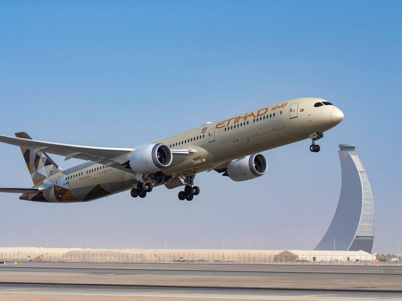 Etihad's COVID-19 wellness insurance will be in place until September 30