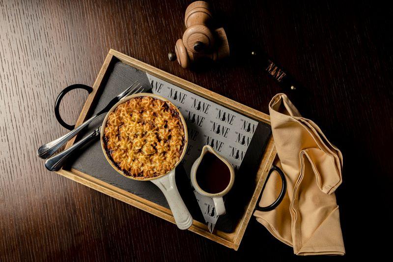 The nine pie month