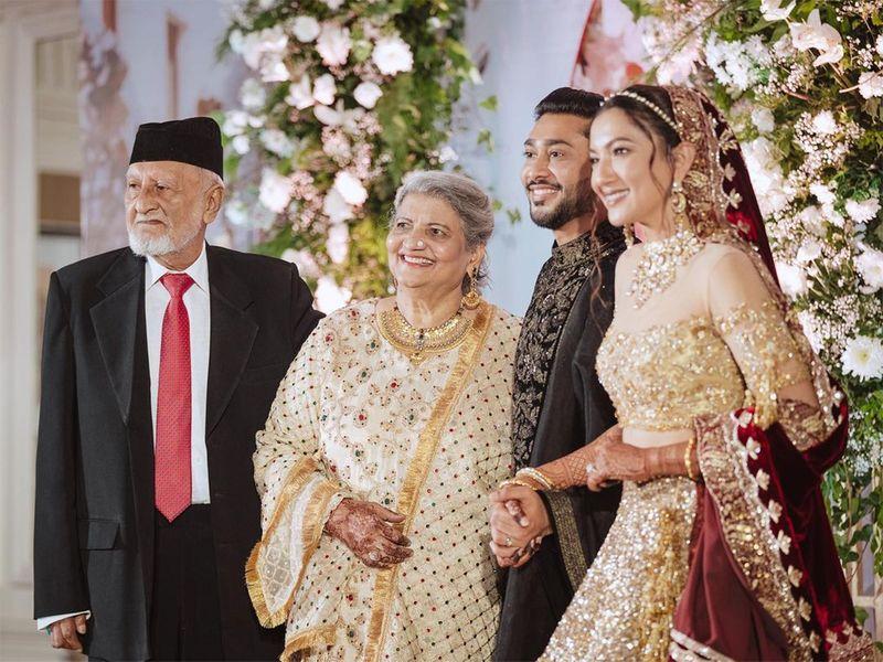 Bollywood actress Gauahar Khan's father Zafar Ahmed Khan dies
