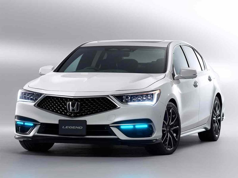 Honda launches Legend, its advanced self-driving cars, in Japan