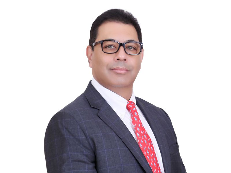Joey Ghose, Group CEO of Raysut