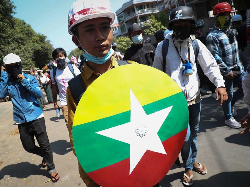 Fresh bloodshed in Myanmar as UN set to meet on crisis