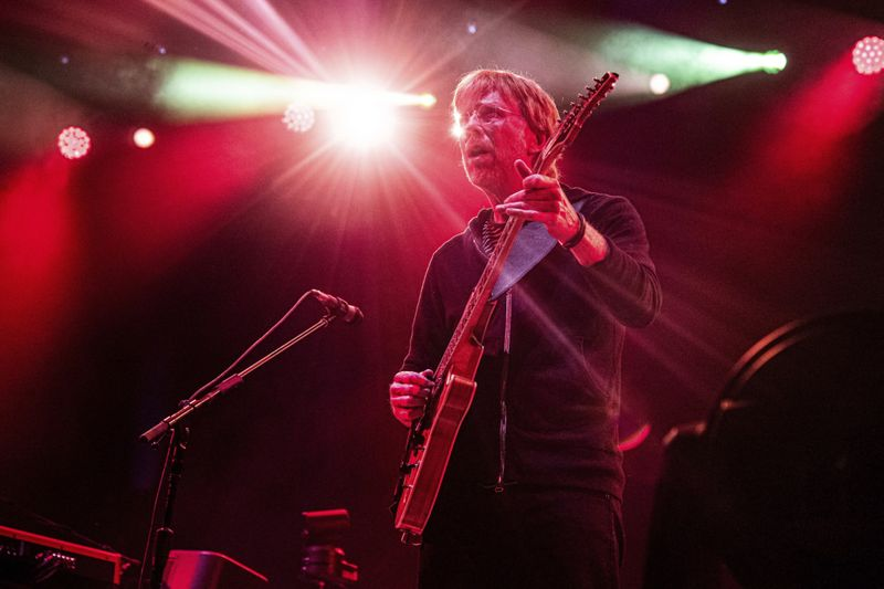 Phish guitarist to found substance abuse treatment centre