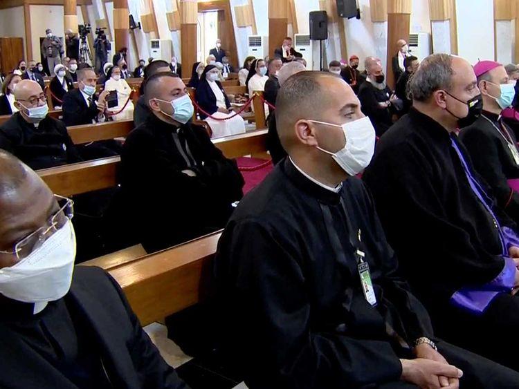 Pope Francis church iraq