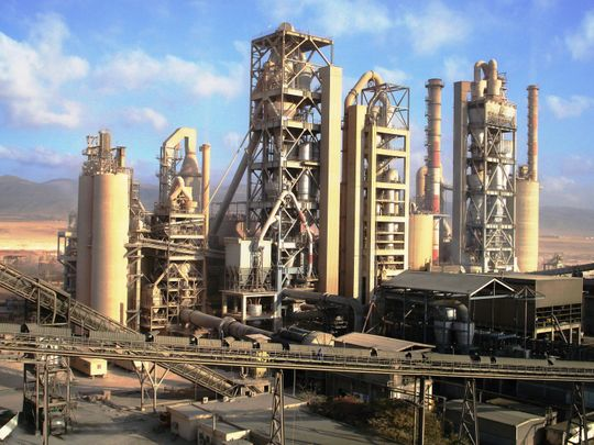 Raysut Cement Co. Factory