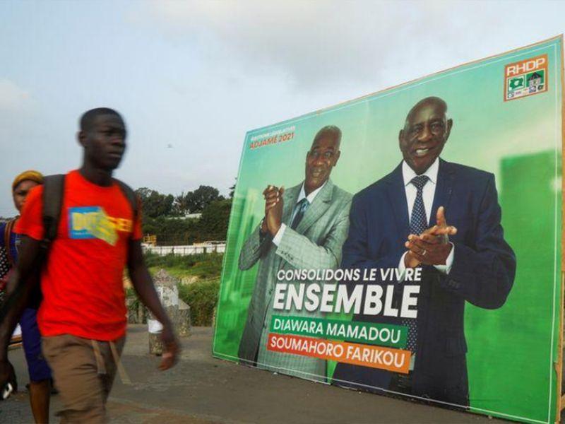 Ivory Coast opposition eyes comeback in Saturday's legislative election