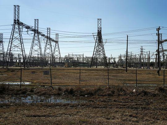 An electrical substatio