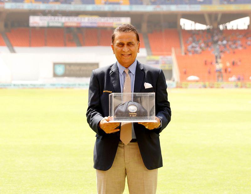 Cricket - Gavaskar