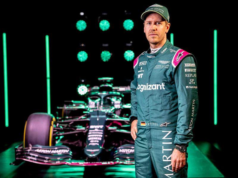 Sebastian Vettel will race for Aston Martin in 2021
