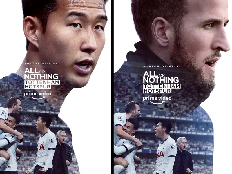 'All or Nothing: Tottenham Hotspurs'