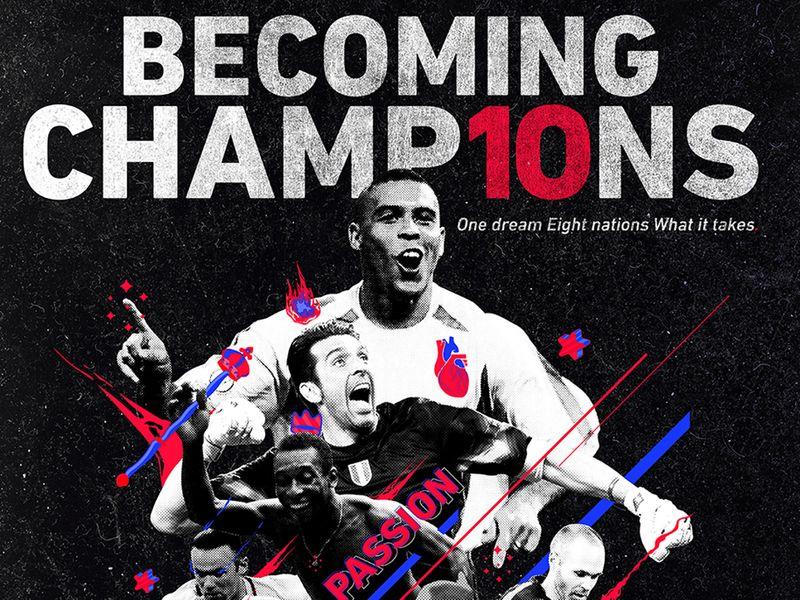 'Becoming Champions'