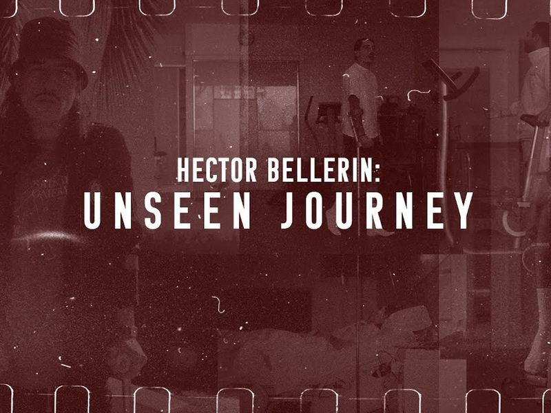 'Hector Bellerin: Unseen Journey'