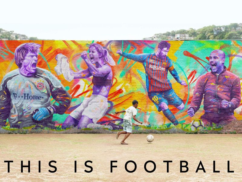'This is Football'