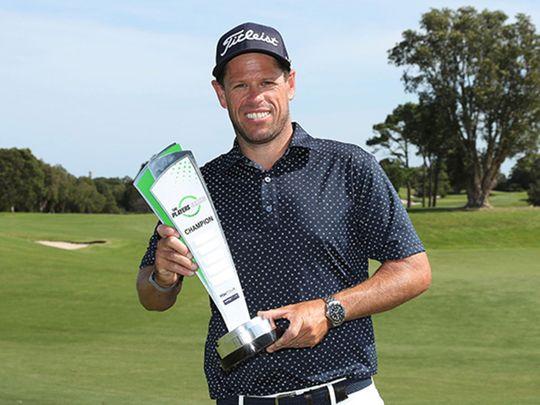 Andrew Martin made history in Sydney
