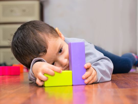 Could too much TV cause a baby to develop autism?