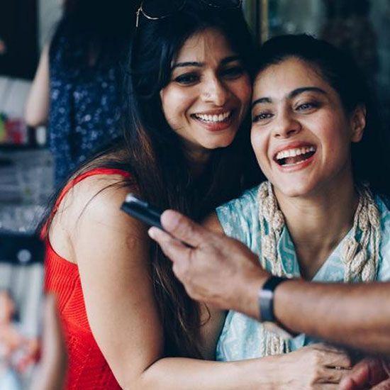 Kajol and Tanishaa Mukerji