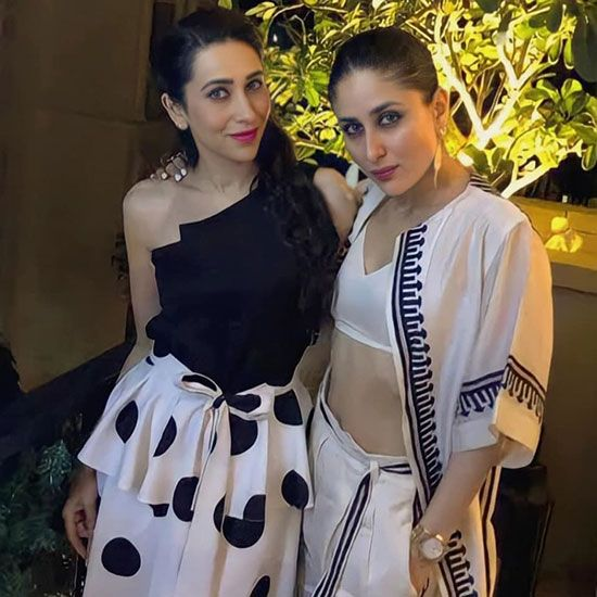 Kareena Kapoor Khan and Karishma Kapoor
