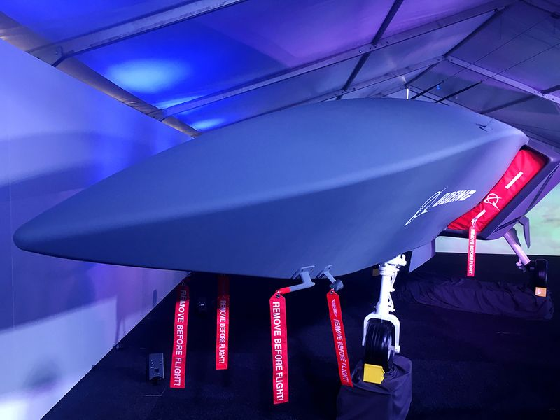 Infographic: All about Boeing 'Loyal Wingman' combat drone