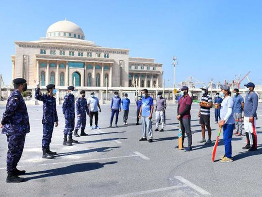 Sharjah NCEMA inspections