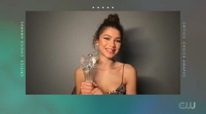 Critics Choice Zendaya-1615192099801