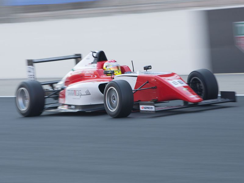 Hamda Al Qubaisi has impressed in F4