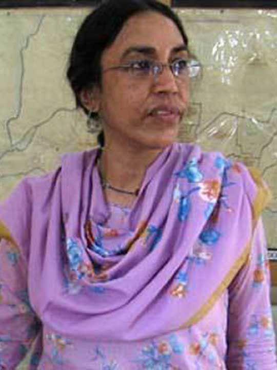 Parveen Rahman