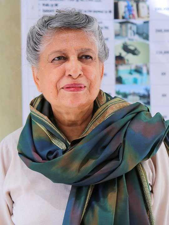 Yasmeen Lari